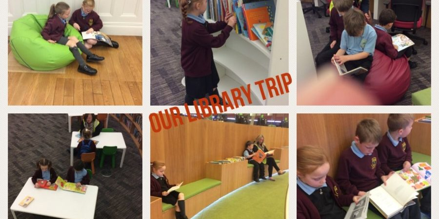Library Trip