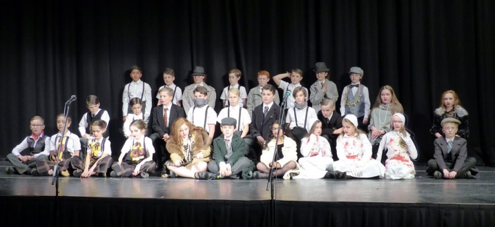 Y6 2019-20 Macbeth Cast